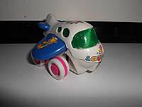 Самолетик детский игрушка ездит