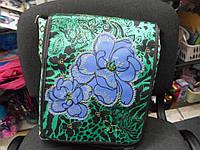 Школьная сумка красивая для девочки Цветы КАЧЕСТВО