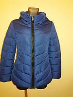 Куртка женская демисезонная приталенная  8602