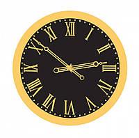 """Сборная пазл-игрушка Часы """"Кремль"""" (с часовым мех.) Материал: картон + изолон"""