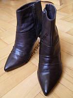 Новые кожаные ботиночки.