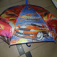 Зонт трость для мальчика