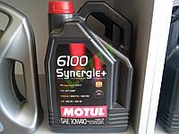 Motul 6100 Synergie+ 10W40 5л.