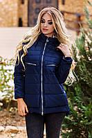 ДС1812 Куртка женская на холлофайбере