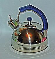 Чайник из нержавеющей стали 3 л Frico FRU-753