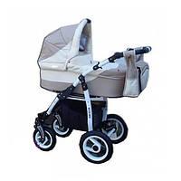 Универсальная коляска 2 в 1 Adbor Siesta 22 (brown - beige)
