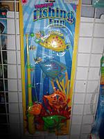 Рыбалка детская игра СЛОВИ на магнит 6 рыбок
