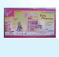 """Мебель для кукол """"Gloria"""" для детской 21019"""