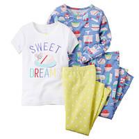 Комплект из 2 детских пижам Картерс Carters 3Т рост 93-98