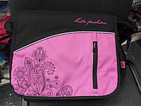 Школьная сумка красивая для девочки КАЧЕСТВО KITE