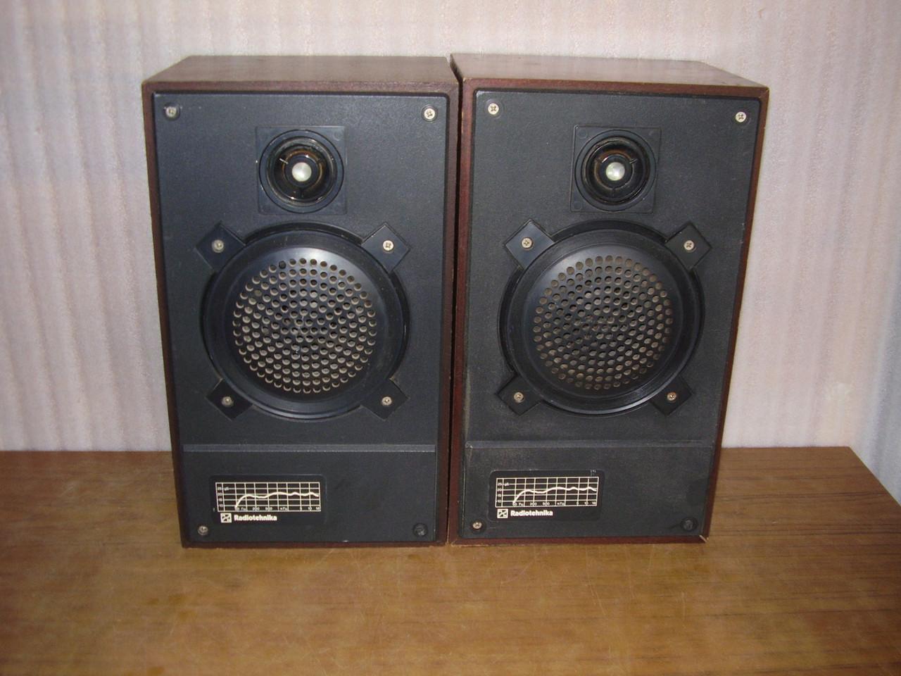 Колонки Radiotehnika S-30A (4)