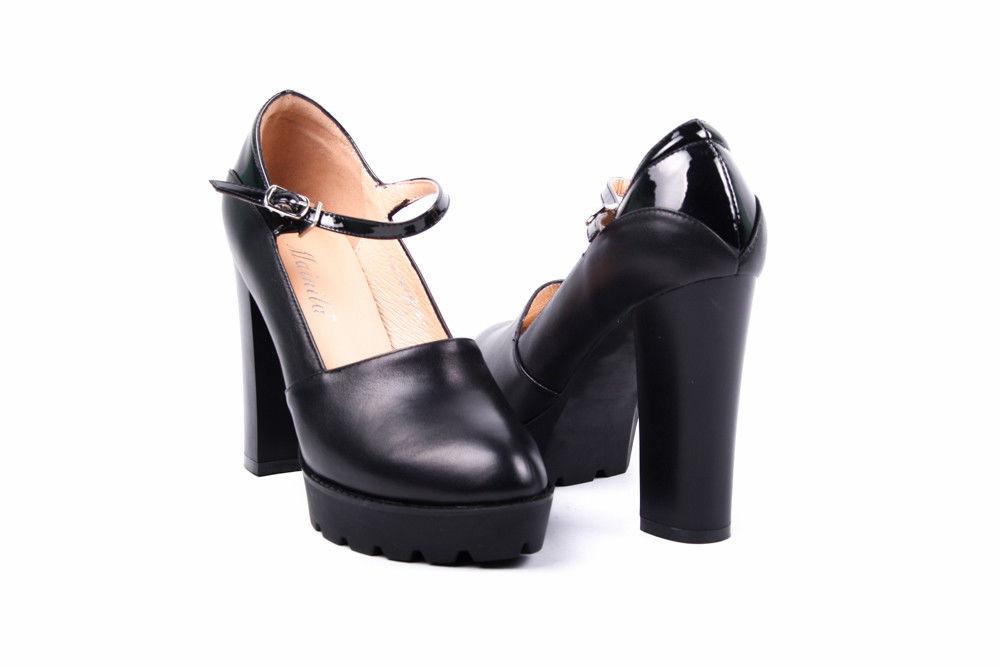 Туфли женские кожаные Mainila