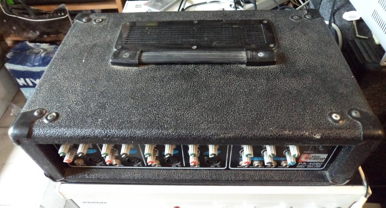 Підсилювач The T.amp. PA-4080