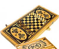 Игровой набор 3в1 Шашки,Шахматы,Нарды