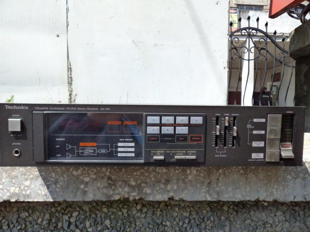 Ресівер Technics SA 150