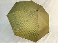 Зонт в клетку полуавтомат № 2023 от Paolo