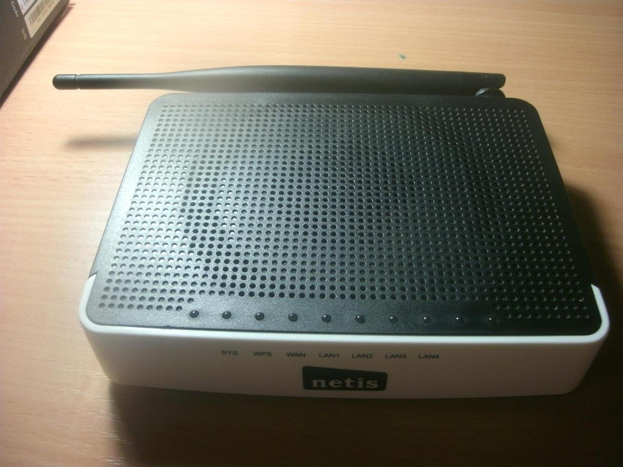 WI-FI Роутер NETIS WF2411