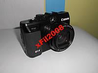 Профессиональный компактный фотоаппарат Canon G1X