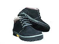 Ботинки мужские Norman с натурального нубука