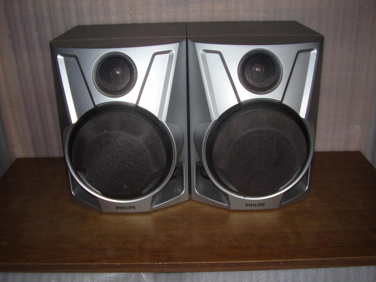 Колонки от муз. центра Philips FW-C55/34