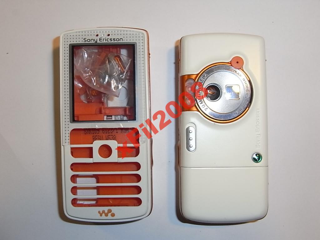 Корпус для SonyEricsson W800