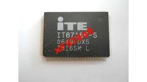 Микросхема мультиконтроллер ITE IT8718F-S DXS