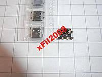 Разъем USB Коненктор зарядки Samsung i8160