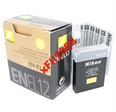 Аккумулятор Nikon EN-EL12 S9100 S9300 P300 S640