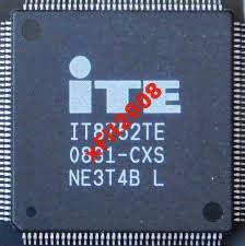Микросхема мультиконтроллер ITE IT8752TE-CXS