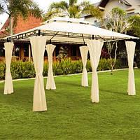 Садовый павильон 3x4 м
