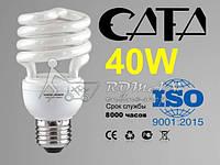 10шт.40Вт Энергосберегающие лампы CATA, цоколь E27
