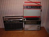 Транзисторные радиоприемники VEF (3 шт.)-(1)