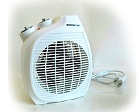 Тепловентилятор Polaris два режива 1000 и 2000 ват
