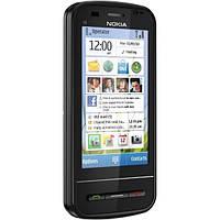 Мобильный телефон Nokia C6 Black