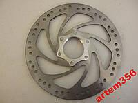 Тормозной диск на  160 мм дисковый тормоз вело