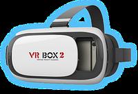 Очки виртуальной реальности VR Box G2 2.0 поддержка телефон  до 6 дюйма