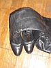 Сапоги кожаные 36р. Ботфорты