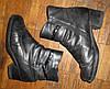 Ботинки  41 р. полусапоги кожаные зимние