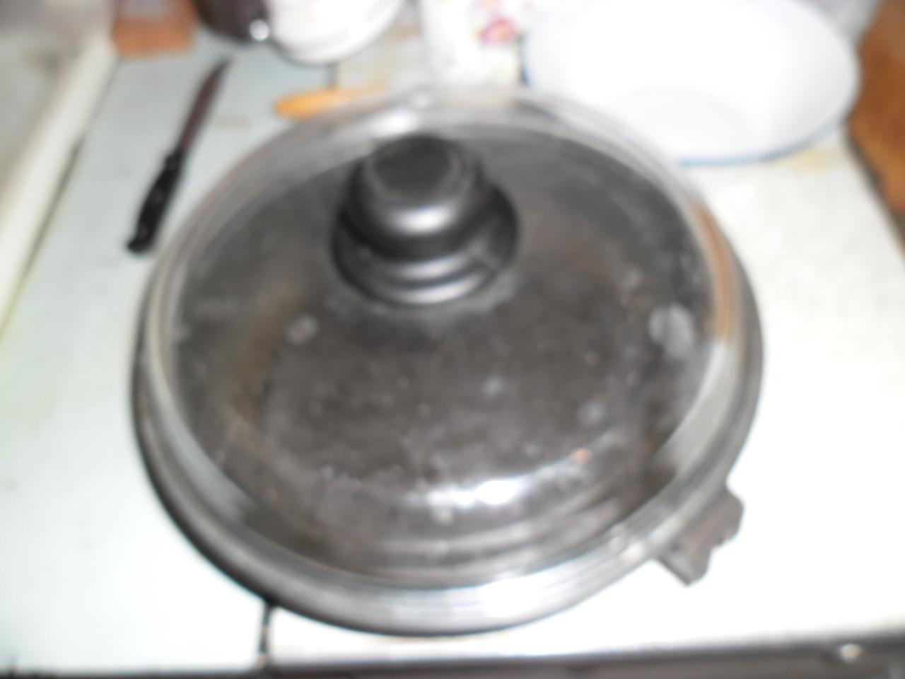 Жаровня круглая 27 см. в диаметре