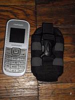 Чехол на мобильный телефон 10 на 6 см.