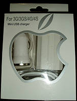 Зарядное устройство (3 в 1) Charger for iPhone 3G/4G/4GS