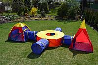 Детская игровая палатка-туннель IGLOO 7в1