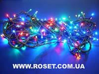 Гирлянда новогодняя  multi 500 ламп 15 метров