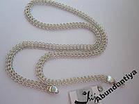Цепочка серебряная ПИТОН, 65 см (1007.1)