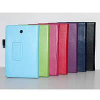 Чехол Кожа   Dell Venue 8 Цвет Коричневый