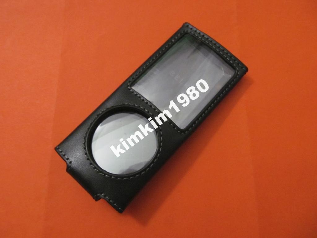 Кожаный чехол для IPOD Nano 4Gen(Belkin)оригинал