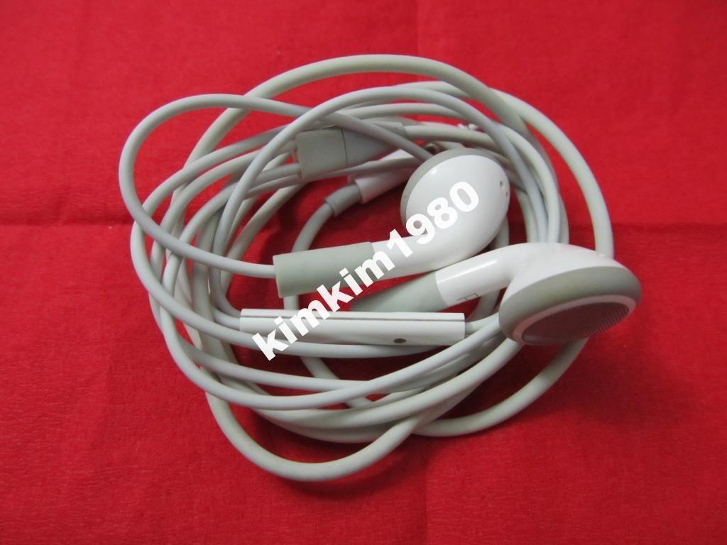 Наушники  для iPhone 3GS  100% оригинал (б/у)