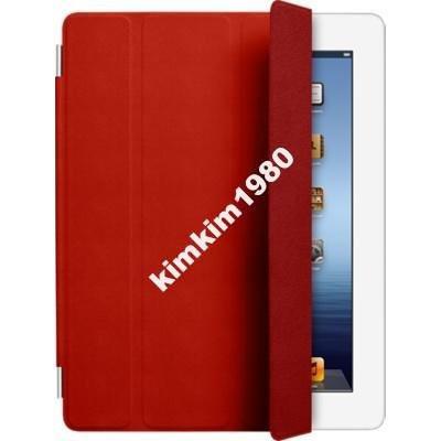 Обложка iPad Smart Cover,кожаная(оригинал 100%)б/у