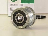 Ременной шкив (6 ребер) генератора на Мерседес Спринтер 906 2.2 CDI (OM 646) 2006-> INA (Германия) 535016810