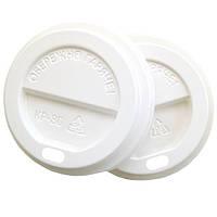 Крышка для стаканов бумажных 340 мл (100 шт)